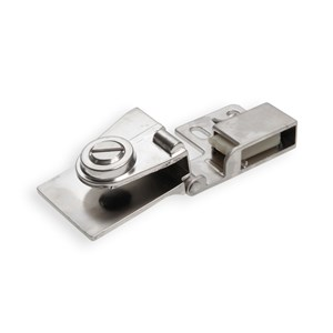 CENTRAL SATINATED GLASS DOOR HINGE